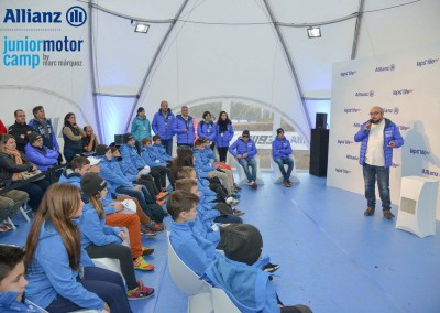 Allianz Junior Motor Camp 2